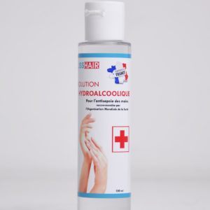 SOLUTION HYDROALCOOLIQUE 100ml